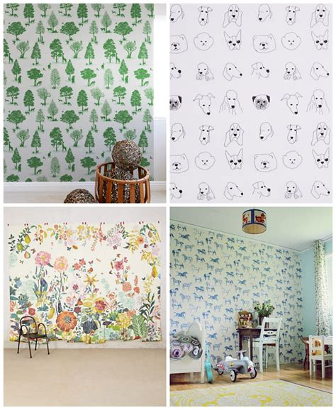 kids room wallpapers kids room lastest ideas exles of wallpaper for kids