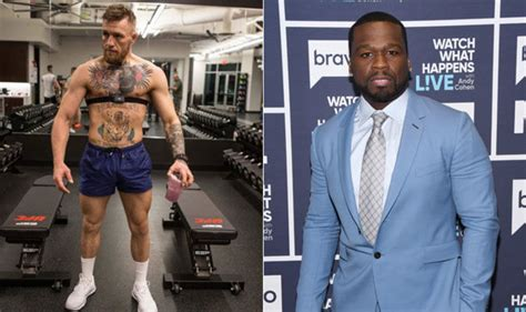 50 cent ufc conor mcgregor s coach reveals next fight preference as 50