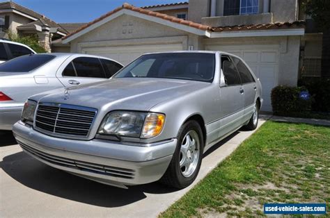 used s class mercedes for sale 1999 mercedes s class for sale in the united states