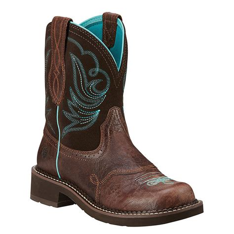 ariat heritage boots ariat fatbaby heritage dapper western boots