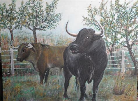 imagenes toros abstractos toros andr 233 s montero santos artelista com
