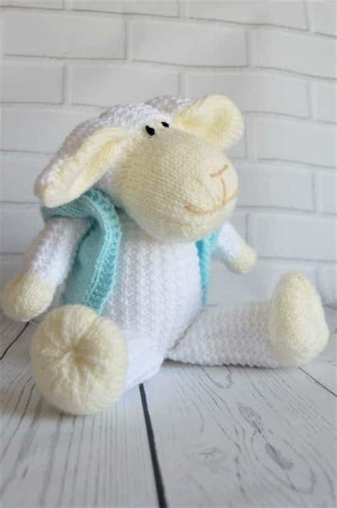 knitting pattern sheep motif mouton the sheep knitting by post