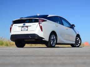 When Did The Toyota Prius Come Out 2016 Toyota Prius Vs Chevrolet Volt Carfax