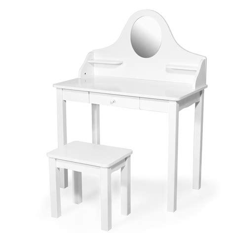 schminktisch stuhl kinder schminktisch frisiertisch stuhl tisch mit spiegel
