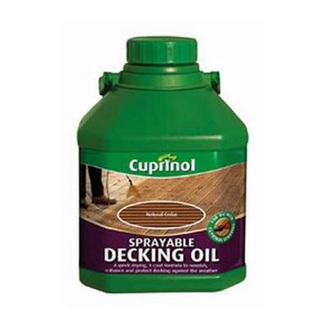 cuprinol sprayable decking oil treatment natural cedar ebay