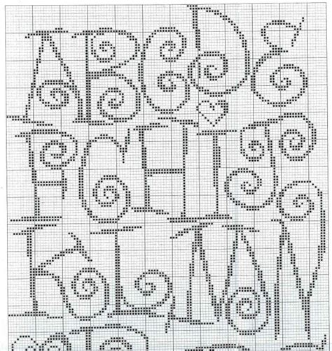 knitting chart alphabet 112 best alphabet cross stitch patterns images on