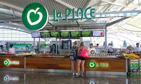 places  eat   bali airport  bali