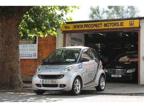 smart fortwo  diesel automatic fortwo pulse