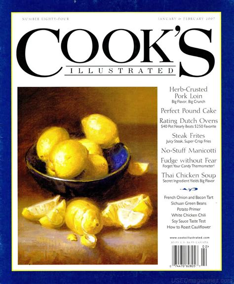 cook s illustrated backissues com cook s illustrated january february 2007