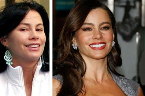 amy goodspeed actress sofia vergara no makeup before and after