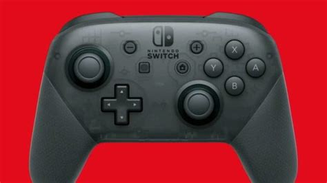 Diskon Pro Controller Switch nintendo hid a message for fans inside the switch s pro