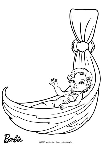 coloring page baby mermaid merliah baby mermaid coloring pages hellokids com