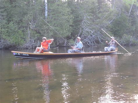 fishing boat gets run over by another boat au sable river fishing report combined page 2