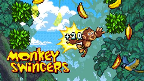 swinging heaven reviews monkey swingers is a game about a monkey ascending to