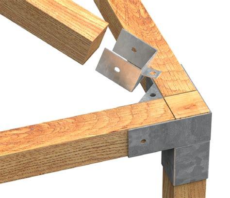 costruire un gazebo in legno simple gazebo per tetto in legno accessori with costruire