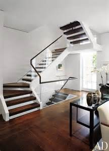 Contemporary Stairs Modern Staircase Hallway By Jacobsen Architecture Ad