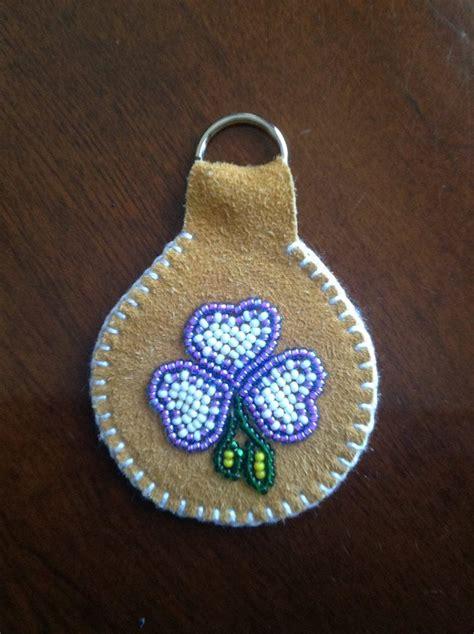 beadwork keychain beaded key chain dennis tahltan my arts and