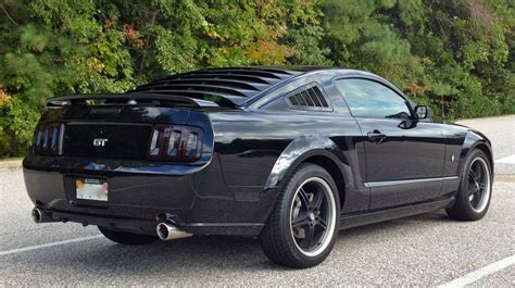 raxiom 2015 style tail lights 2007 mustang gt with raxiom 2013 style tail lights retro