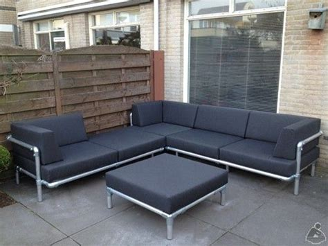 plummers lounge sofa sofa made with kee kl pipe fittings pipe furniture