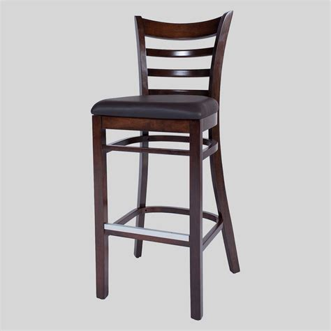 Handcrafted Bar Stools - handmade barstools for hospitality sally concept