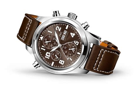 best iwc new iwc iwc chronograph edition antoine de