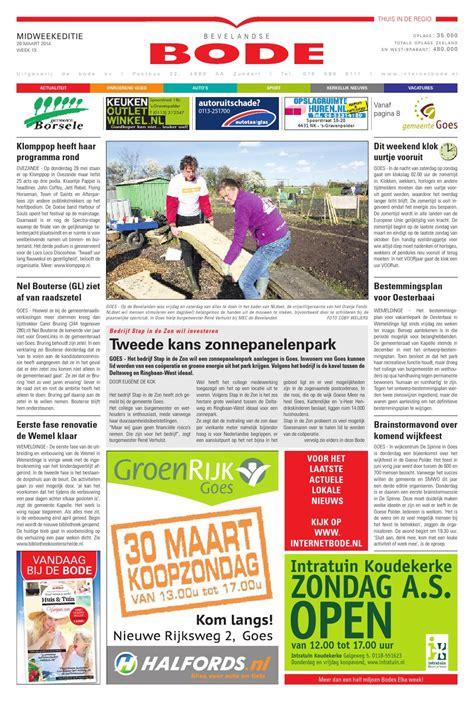keuken outlet s gravenpolder dbv 20140326 by uitgeverij de bode issuu