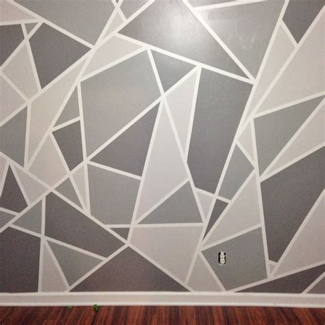awesome ombre wallpaper pictures best ideas exterior diy faux wallpaper accent wall statement wall diy