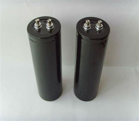 air conditioner capacitor disposal 6800uf aluminum electrolytic capacitor air compressor capacitor from dongguan gonghe