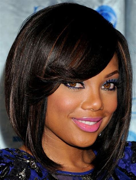 beautiful short haircuts   faces african
