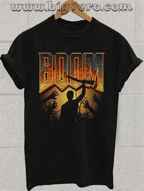T Shirt Boomstick this is my boomstick tshirt cool tshirt designs