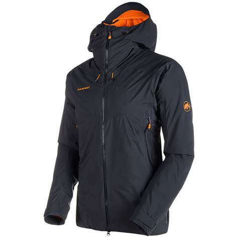Mammut Wardrobe by Mammut Nordwand Hs Thermo Hooded Jacket S