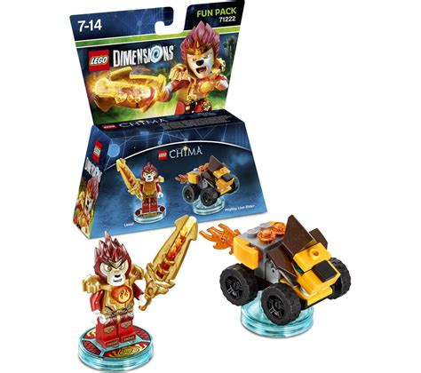 Buy Lego Dimensions Chima Laval Pack Free Delivery