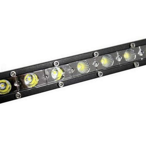 Slim Led Light Bar 37 Quot 108w Led Light Bar Ultra Slim 7500 Lumens