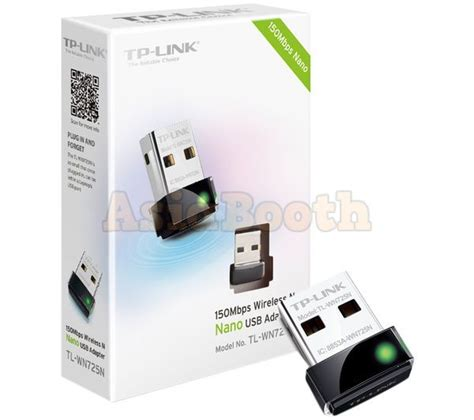 Tp Link Wn725n N150 Nano Wireless Usb Adaptor Tp Link Tl Wn725n Wireless Nano Usb N150 Wifi Adapter