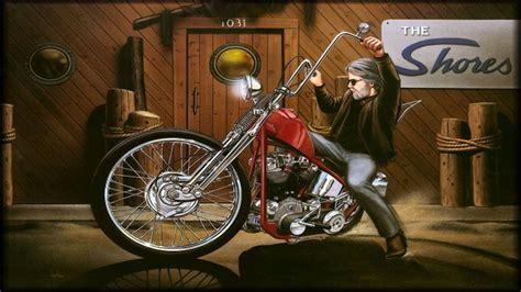 Easy Rider 03 187 david mann sometimes nothing