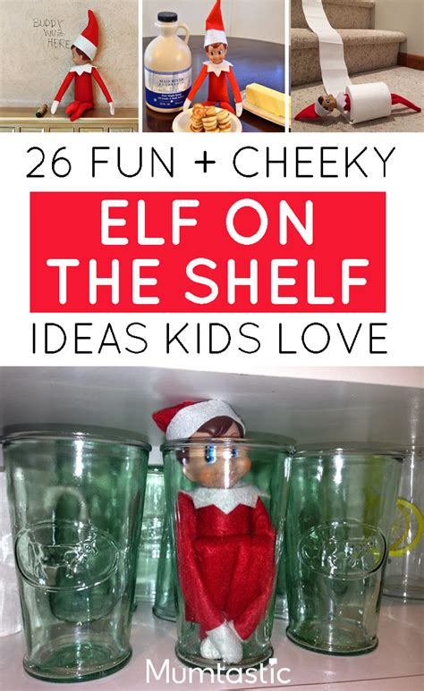 On The Shelf Kid Ideas by 26 And Cheeky On The Shelf Ideas