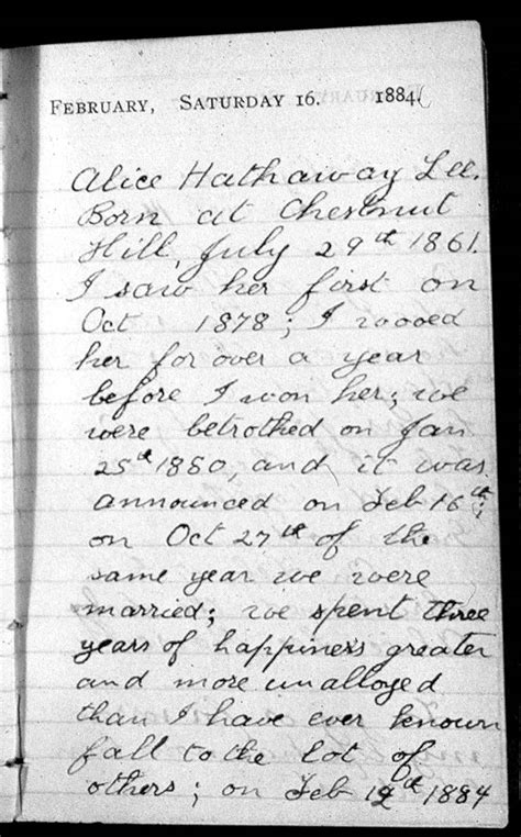 Diary Teddy teddy roosevelt s diary entry from the day his