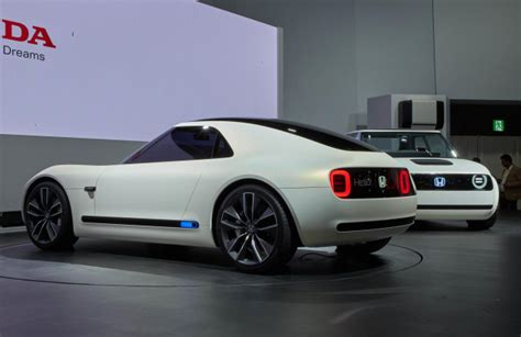 honda s second electric car concept is sports ev coupe