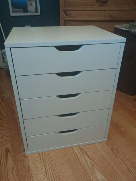 Alex Drawer Dupe by Dupe For The Alex Drawer Unit The Winsome Halifax