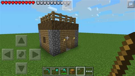 minecraft 0 8 1 apk ted s instant house mod modpescript for minecraft pocket edition 0 8 0 0 8 1 mcpe wip mods