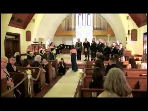 Wedding Aisle Bagpipes by Highland Cathedral For One Bagpipe Doovi