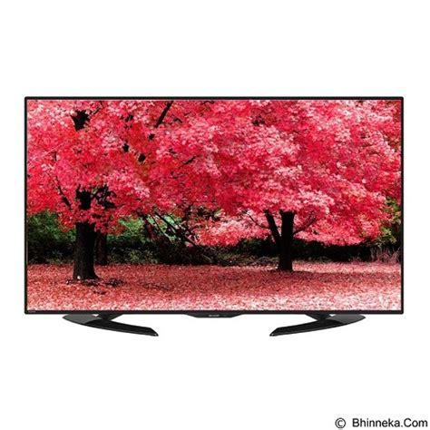 Tv Layar Datar Sharp Aquos sharp 50 inch aquos 4k tv uhd lc 50ua330x jual