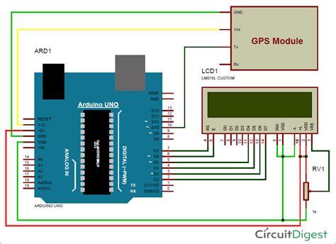 arduino gps clock