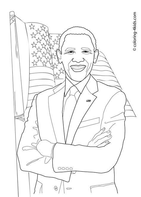 michelle obama coloring pages coloring pages