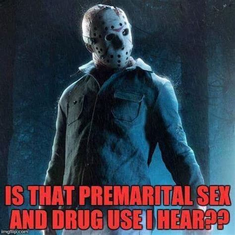 Jason Voorhees Meme - in honor of friday the 13th here are the best jason
