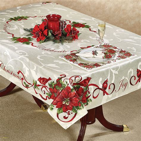 tablecloths beautiful christmas tablecloths table linens