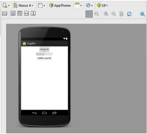 android studio button change layout toggle button in android studio the master world