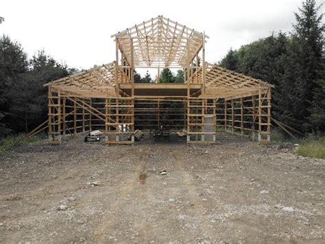 diy monitor pole barn kits plans free plans to build monitor pole barn kits pdf plans
