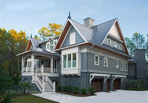 house with bay window box bay window exterior traditional with grass lawn metal roof beeyoutifullife com