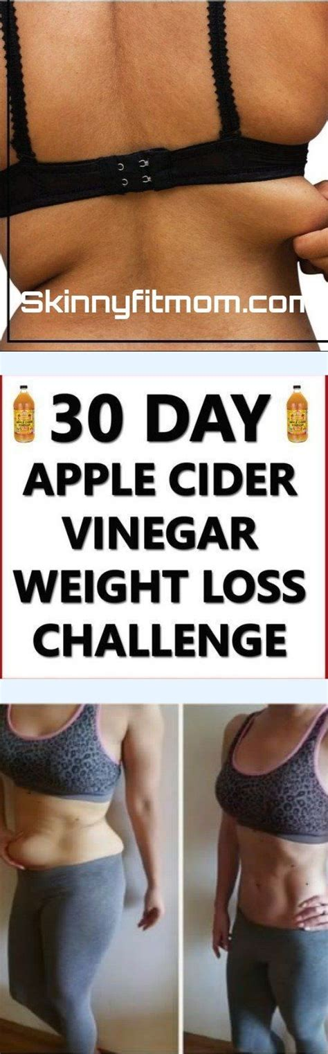 Apple Cider Vinegar Detox Results by 25 Best Ideas About Vinegar For Weight Loss On